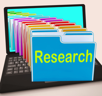 How online reputation research is conducted