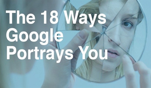 How many ways does Google represent information?